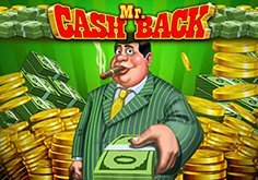 Mr Cash Back Slot