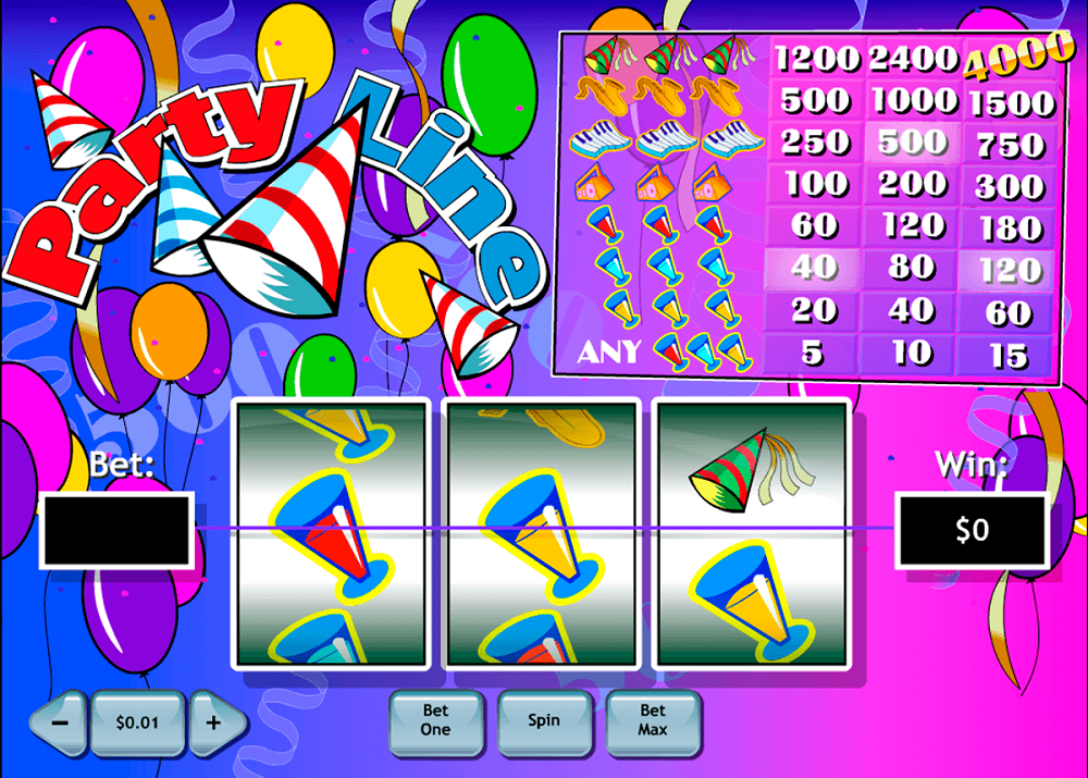 Party Line Slot Review