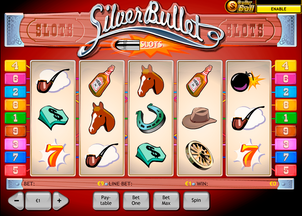 Silver Bullet Slot Review