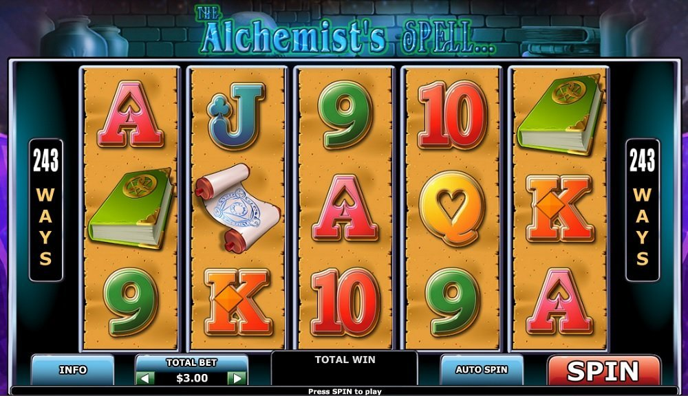 The Alchemists Spell Slot Review