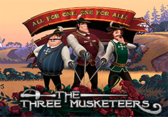 The Three Musketeers And The Queens Diamond Slot