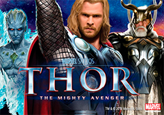 Thor The Mighty Avenger Slot