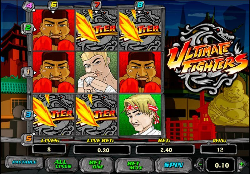 Ultimate Fighters Slot Review