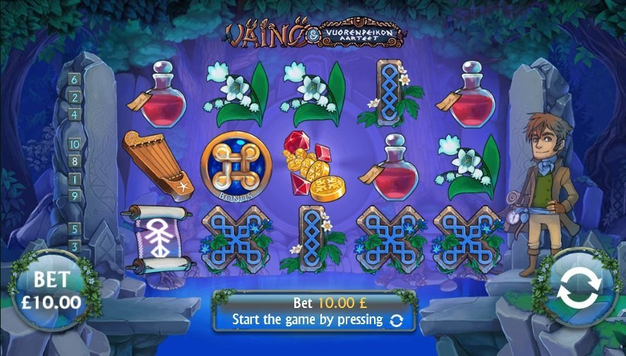 Vaino Slot Review