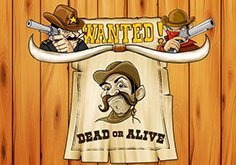 Wanted Dead Or Alive Slot