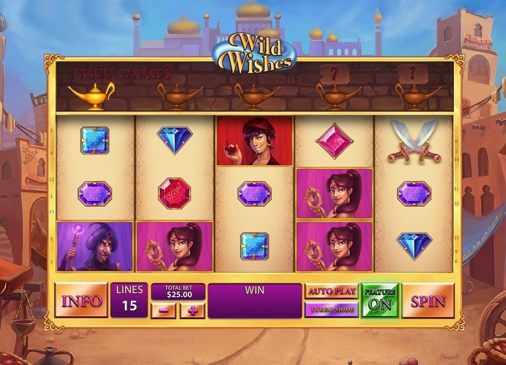 Wild Wishes Slot Review