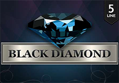 Black Diamond 5 Lines Slot