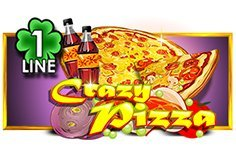 Crazy Pizza 1 Line Slot