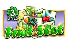 Fruit Slot 3 Lines Slot