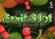 Fruit Slot 5 Lines Slot