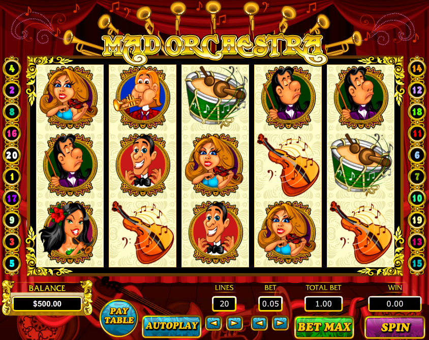 Mad Orchestra Slot Review