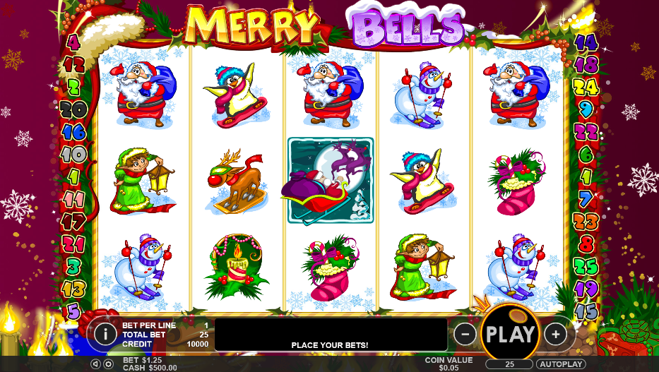 Merry Bells Slot Review