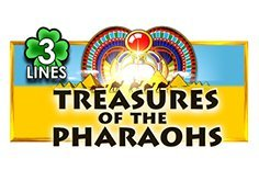 Treasures Of The Pharaohs 3 Lines Slot