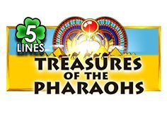 Treasures Of The Pharaohs 5 Lines Slot