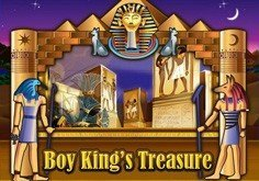 Boy Kings Treasure Slot