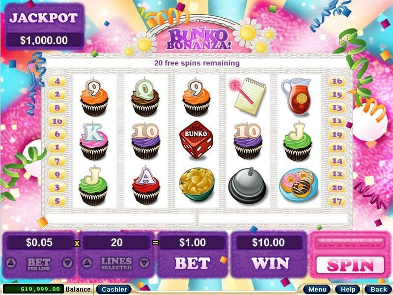 Bunko Bonanza Slot Review