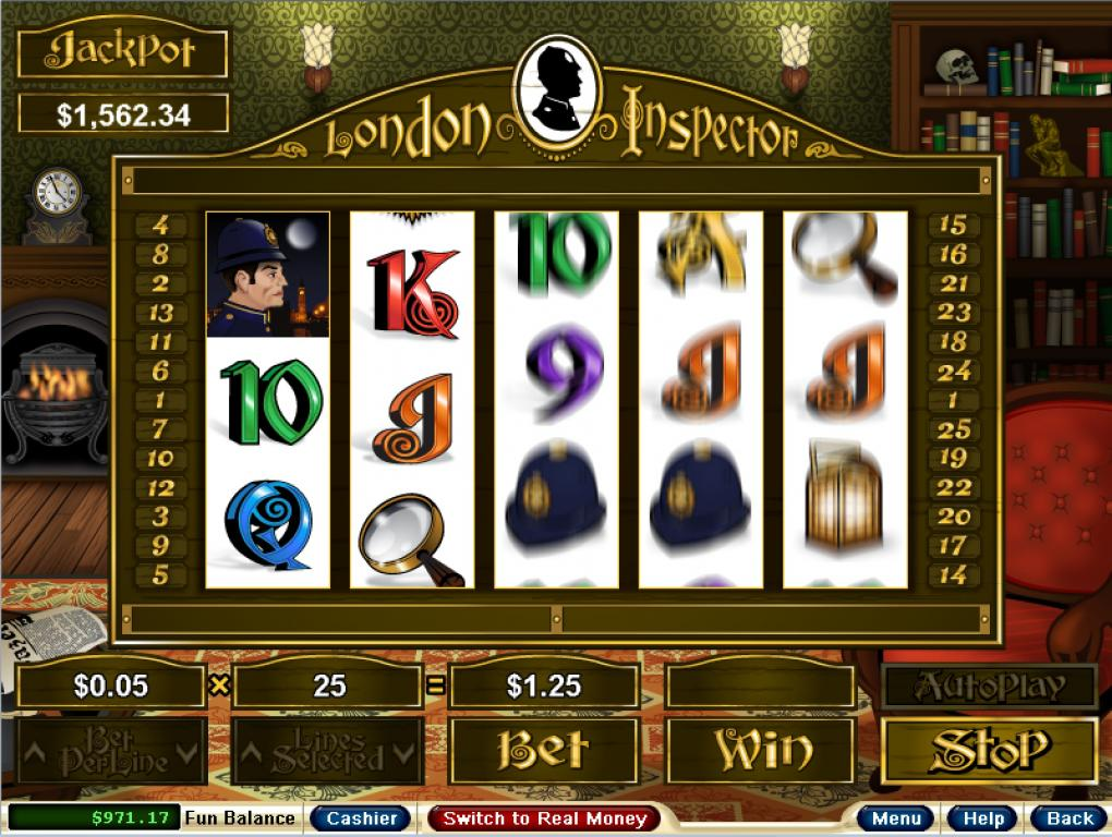 London Inspector Slot Review