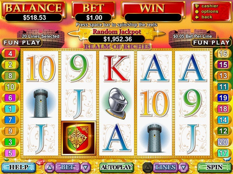 Realm Of Riches Slot Review