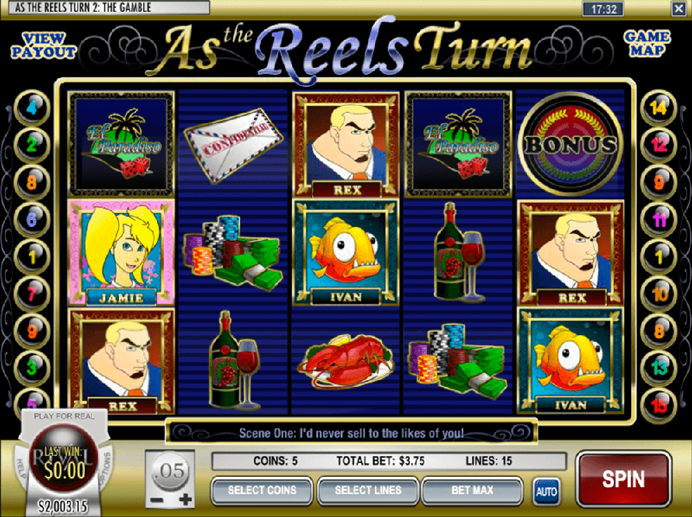 As The Reels Turn 2 Slot Review