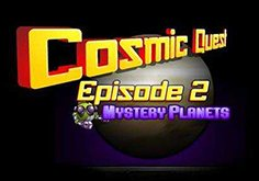 Cosmic Quest Mystery Planets Slot