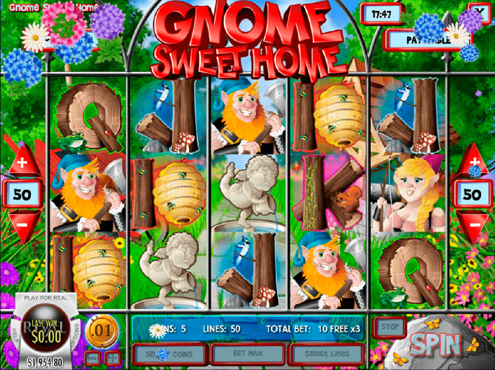 Gnome Sweet Home Slot Review