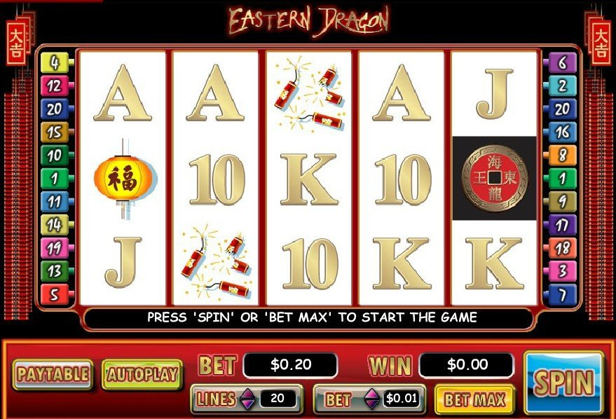 Eastern Dragon Slot Review