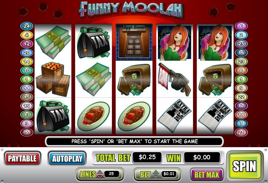 Funny Moolah Slot Review