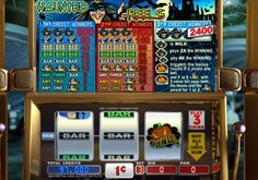 Haunted Reels Slot