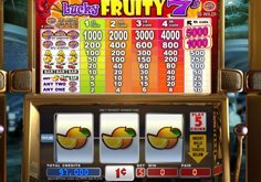 Lucky Fruity 7s Slot
