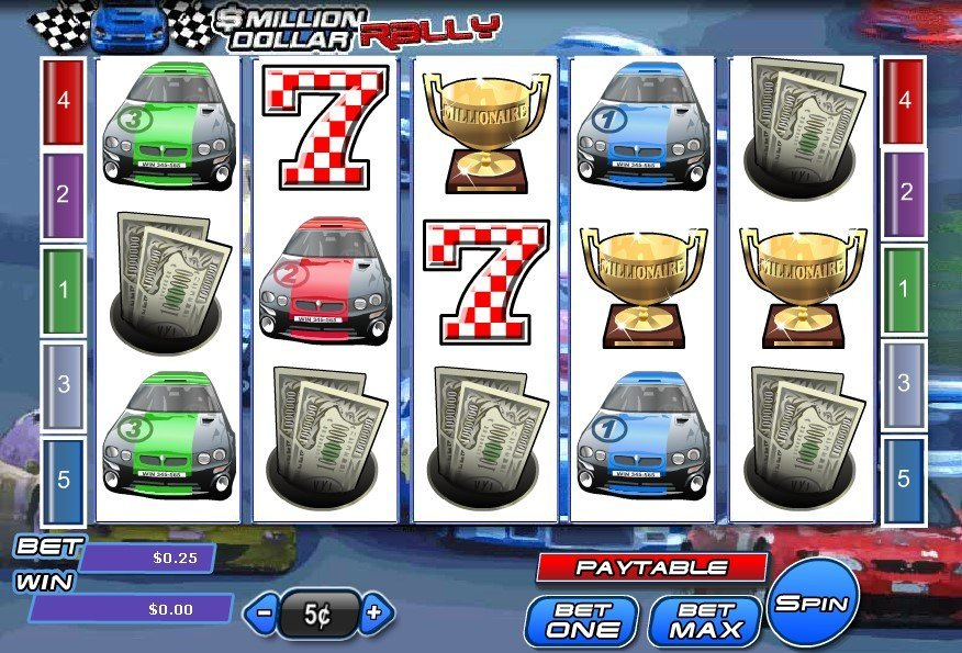 Million Dollar Rally Slot Review
