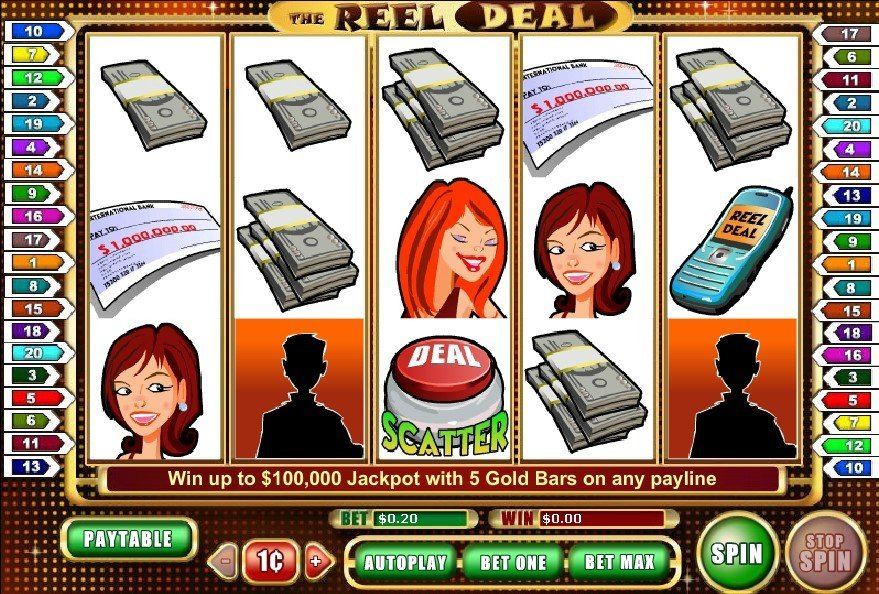 The Reel Deal Slot Review
