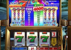 Triple Rainbow 7s Slot
