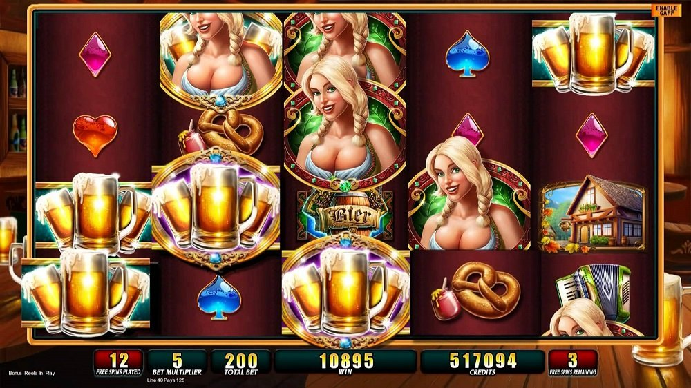 Bier Haus 200 Slot Review