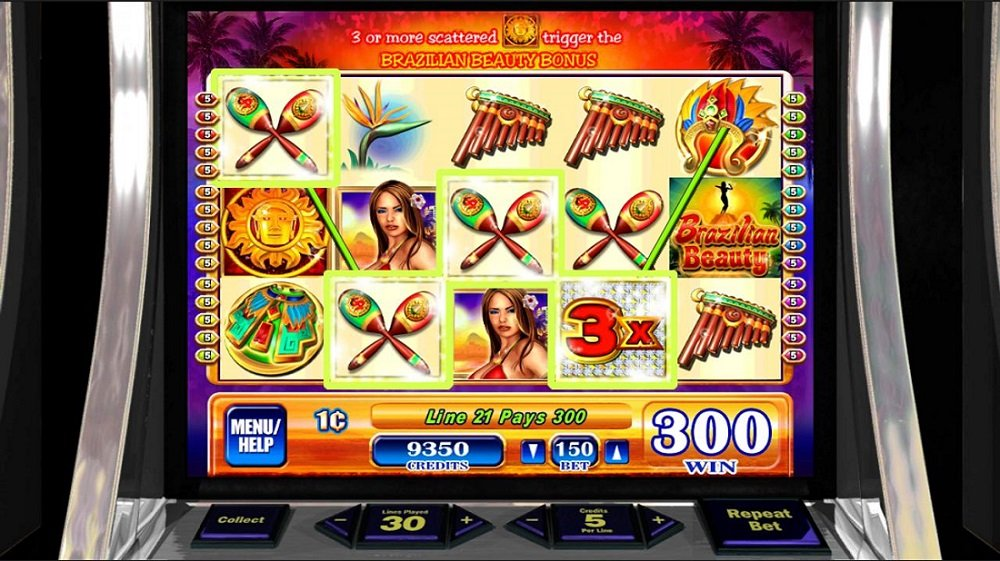 Brazilian Beauty Slot Review
