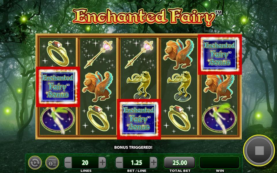 Enchanted Fairy Slot Review