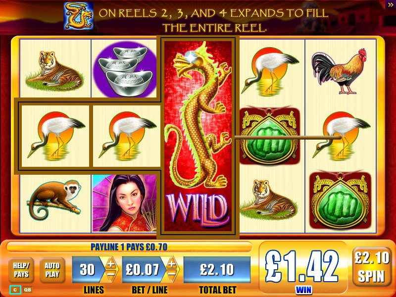 Game Of Dragons Ii Slot Review
