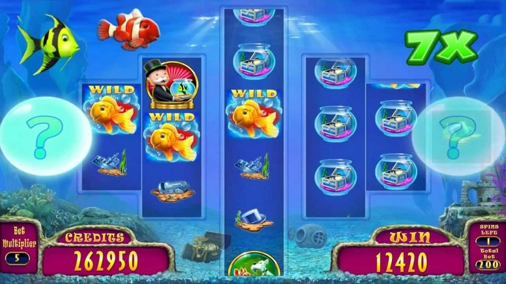 Goldfish Slot Review