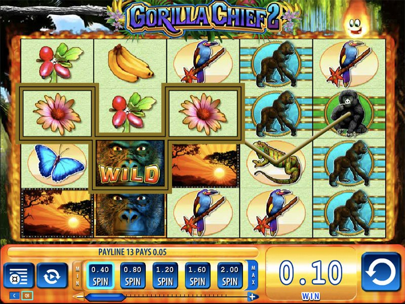 Gorilla Chief 2 Slot Review