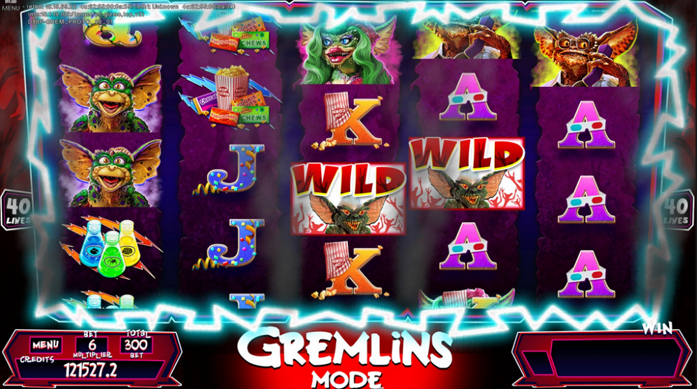 Gremlins Slot Review