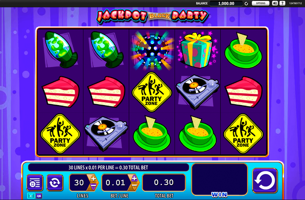 Jackpot Block Party Slot Review