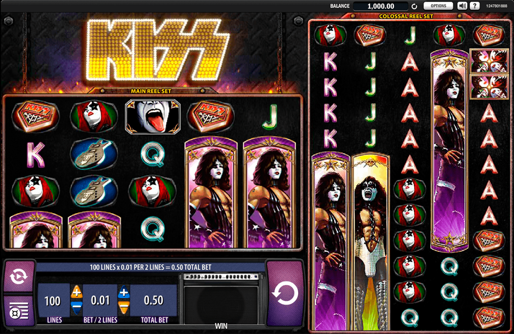 Kiss Slot Review