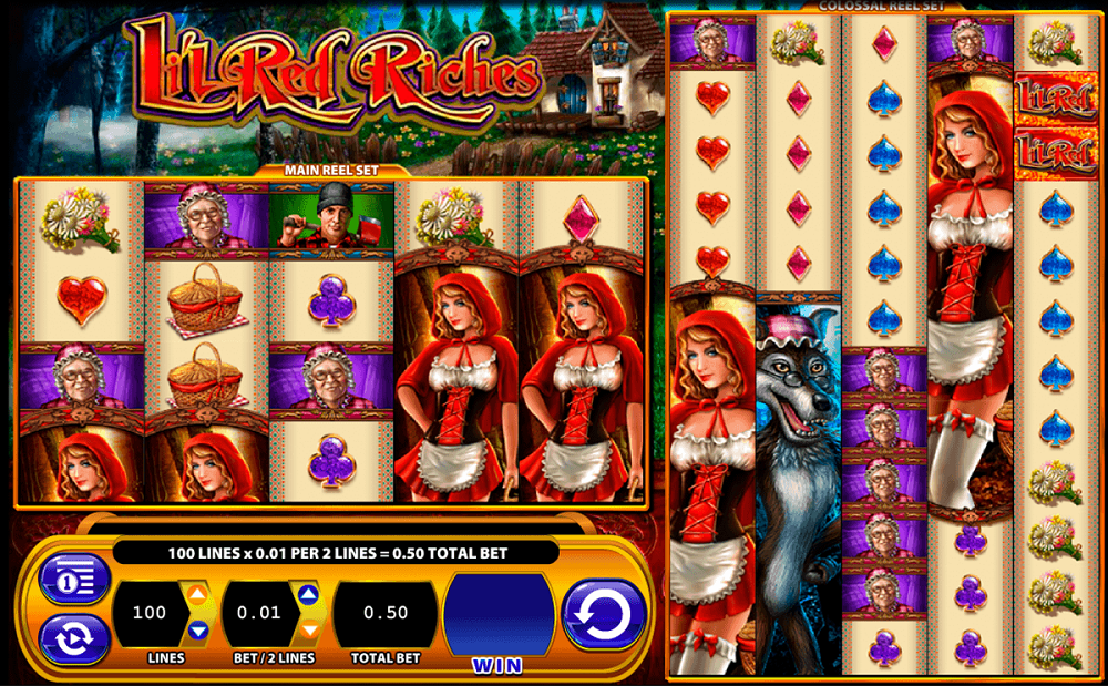Lil Red Riches Slot Review