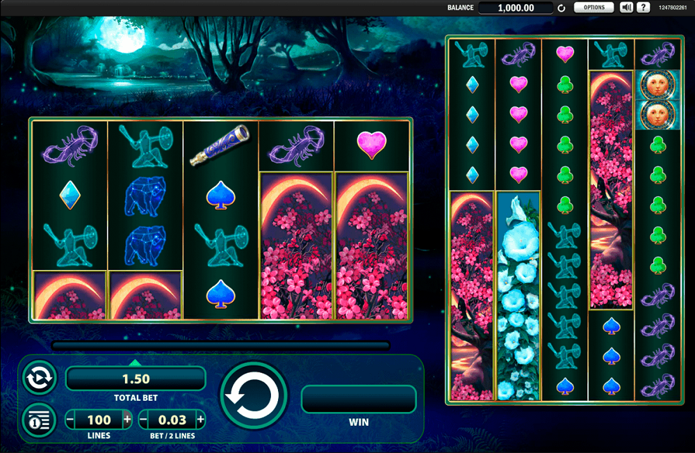 Lunaris Slot Review