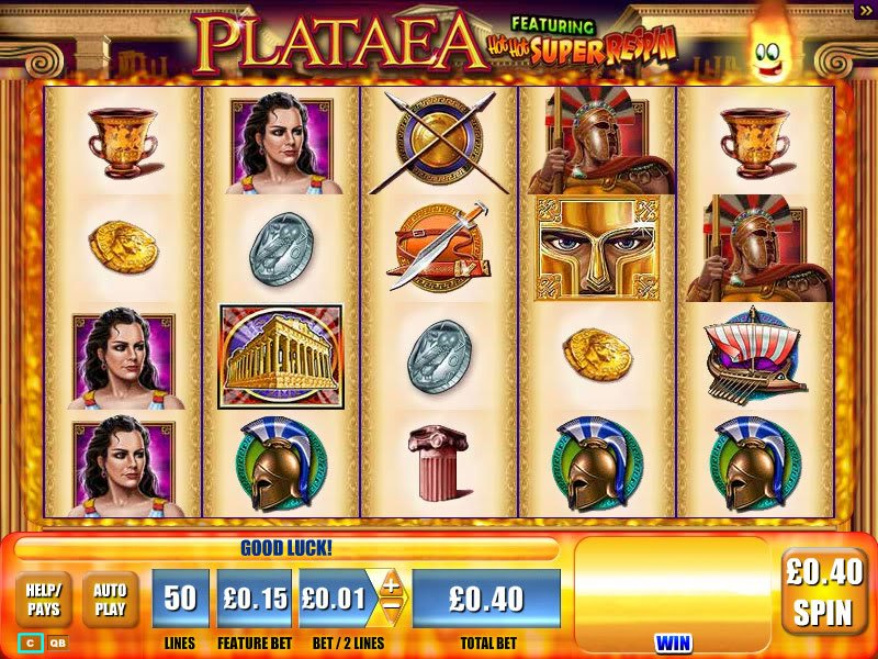 Plataea Slot Review