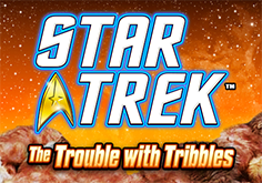 Star Trek The Trouble With Tribbles Slot