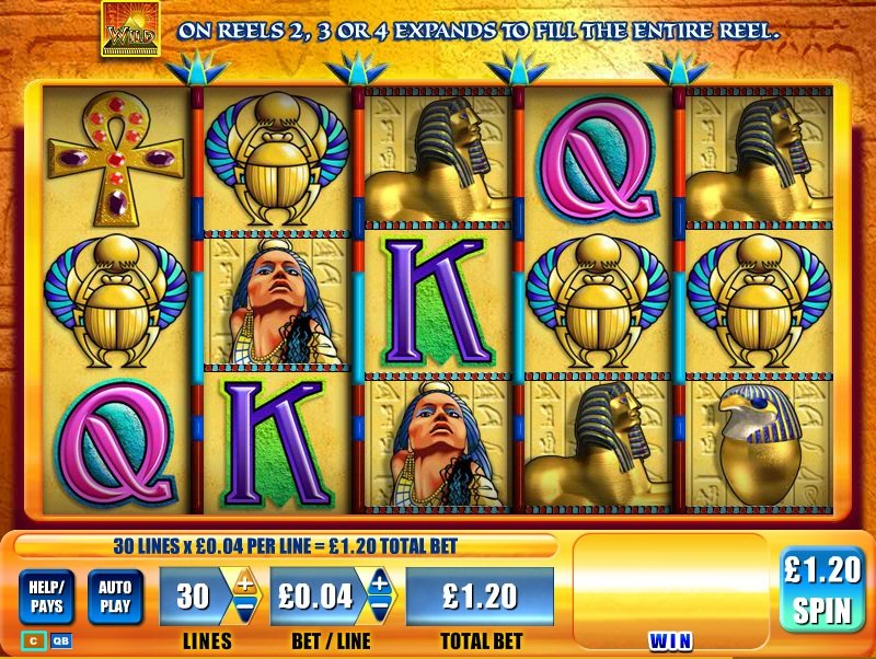 Temptation Queen Slot Review