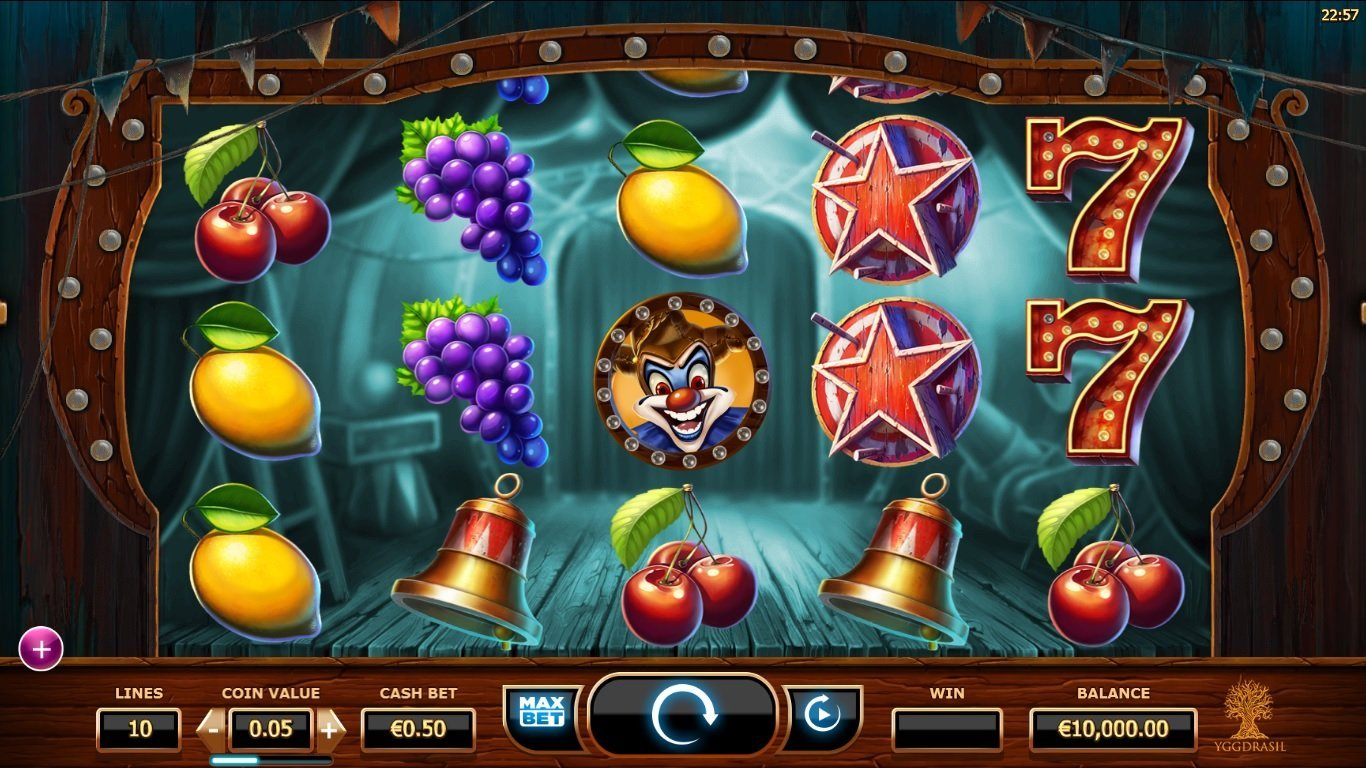 Wicked Circus Slot Review